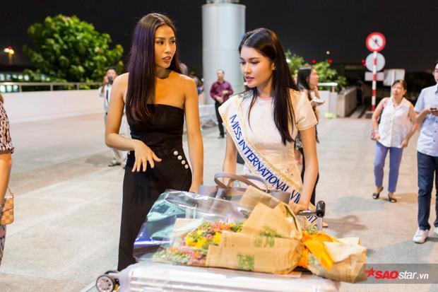 Với tư cách giám đốc quốc gia, Nguyễn Loan đặt nhiều kỳ vọng cho ứng cử viên nặng ký lần này của Việt Nam tại đấu trường Miss International 2017.