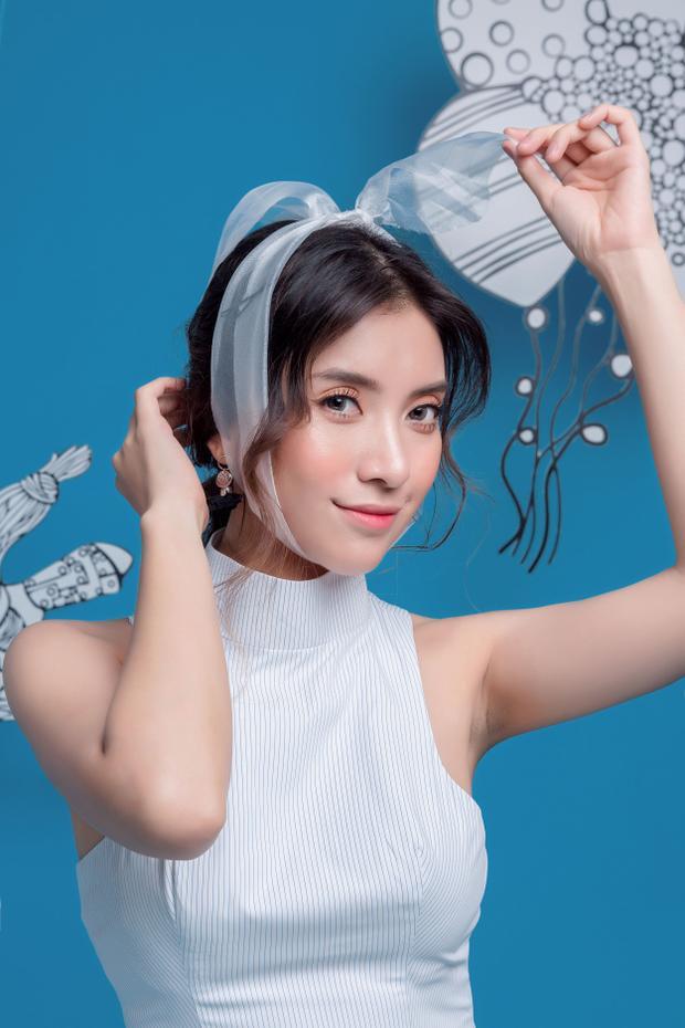 Định hướng hình ảnh ngày càng trưởng thành, thanh lịch từ cháu gái Lam Trường.