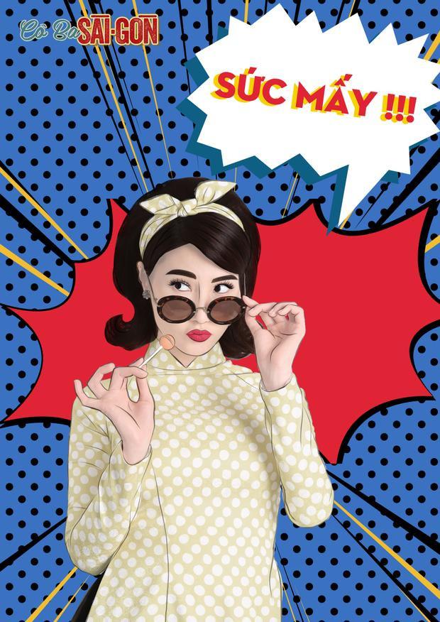 Đông Nhi, Diễm My 9x chụp ảnh pop-art cùng mẹ con Ngô Thanh Vân  Lan Ngọc