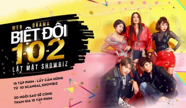 Nghi vấn tập 1 phim Lật mặt showbiz dựa trên câu chuyện Lý Phương Châu  Lâm Vinh Hải  Linh Chi?