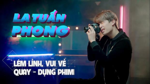 Trần Quốc Anh trong vai Tuấn Phong.