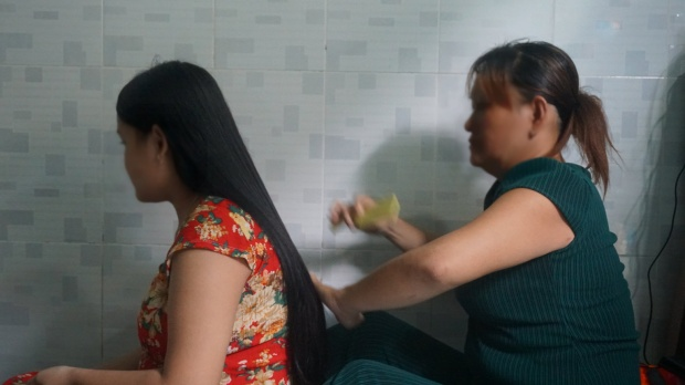Bà Châu và con gái rất mong muốn cơ quan chức năng sớm làm sáng tỏ vụ việc.