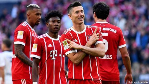 Bayern Munich xứng đáng được xem là đội bóng thành công nhất nước Đức.