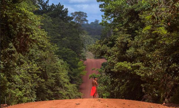 Bộ lạc được bao quanh bởi những dòng sông rộng lớn, những cây cổ thụ cao chót vót. Sống giữa rừng rậm, người Waiapi có những bộ luật của riêng mình.