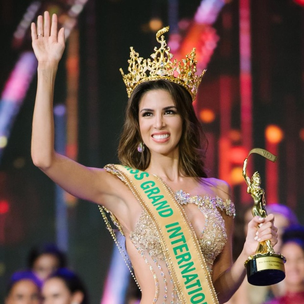 Người đẹp Peru đăng quang Miss Grand International 2017.