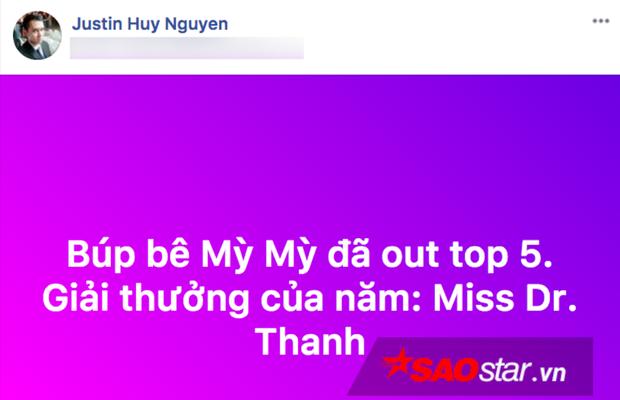 Quản lý cũ Nguyễn Thị Thành đá xoáy Huyền My là búp bê bị hư, nếu sáng đã sáng ngay từ đầu
