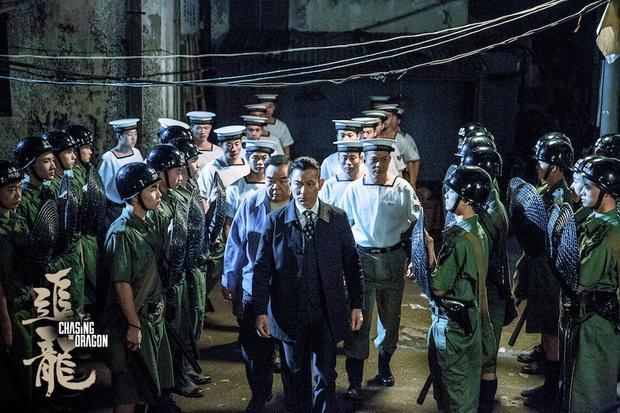 Cảnh sát trưởng Lôi Lạc sau 26 năm đã quay trở lại màn ảnh rộng