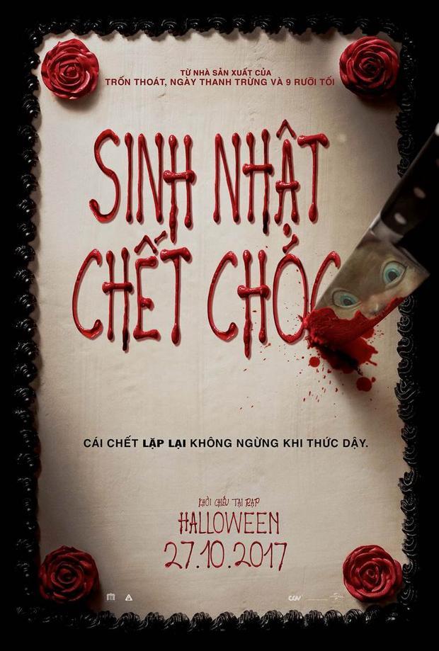 5 nguyên nhân khiến Sinh nhật chết chóc trở thành phim kinh dị phải xem trong mùa Halloween