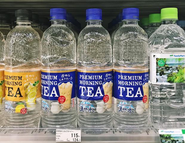 Bạn biết gì về món 'nước lọc vị trà sữa gây mưa gió ở Nhật hiện nay?!?