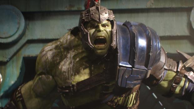 Những phân đoạn hài hước của Hulk khiến khán giả cười nghiêng ngả