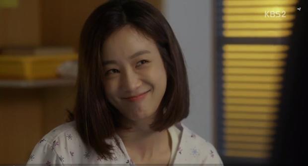 Biểu cảm siêu đáng yêu của Yi Deum