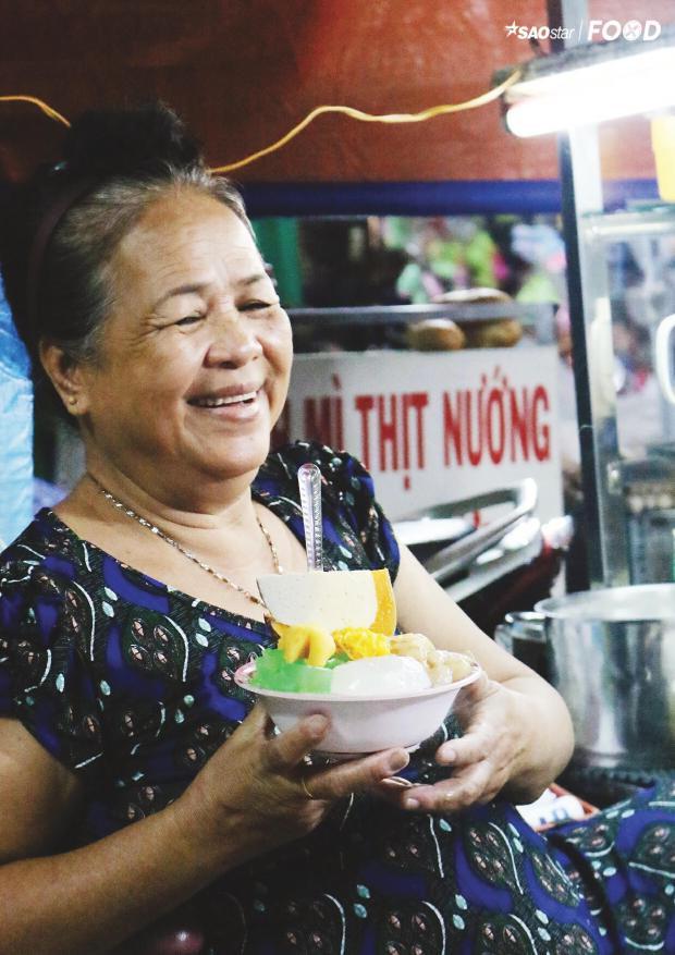 Lạc lối với món chè độc đáo của người Campuchia ngay tại Sài Gòn