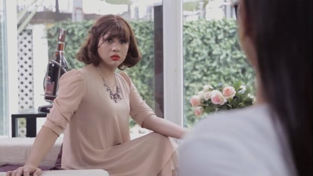 Duy Khánh  Hải Triều tỷ muội tương tàn vì một chàng trai trong Chuyện 2 nàng ế