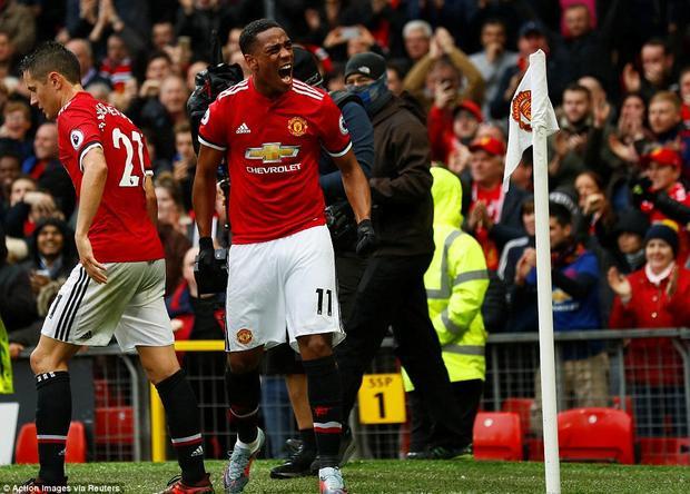 """Chiến thắng của Man Utd phần nào do Tottenham nghĩ rằng họ đã mạnh hơn """"Quỷ đỏ""""."""