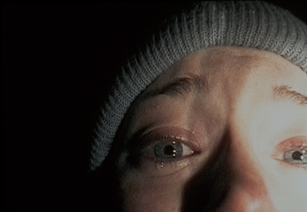 """Heather Donahue trong phim """"The Blair Witch Project."""""""