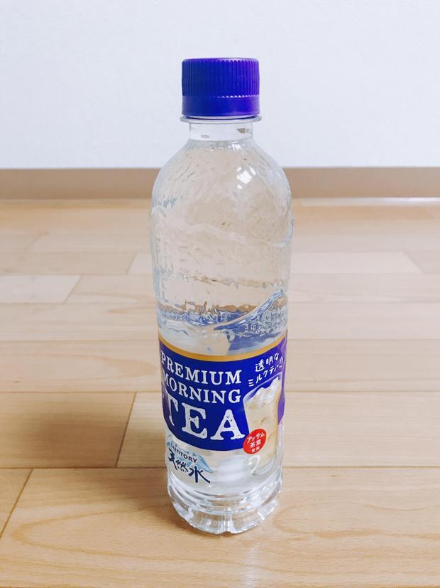 Hiện tại, chai nước có vị trà sữa này đang cháy hàng.