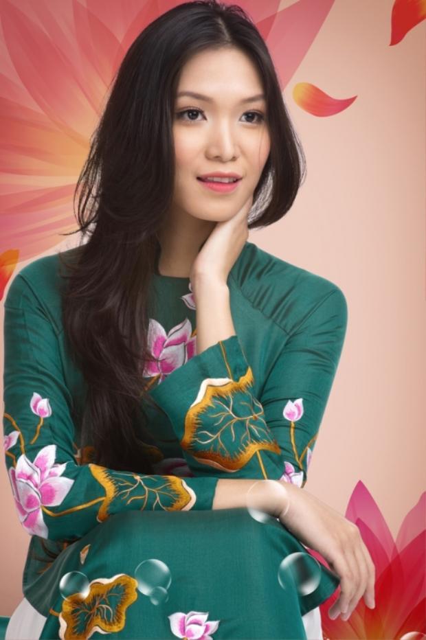 Hoa hậu Thùy Dung trở thành đại diện của Việt Nam tại Hoa hậu Siêu quốc gia 2017.