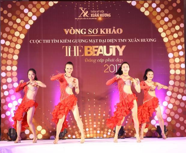 Những màn trình diễn đặc sắc trong The Beauty 2017.