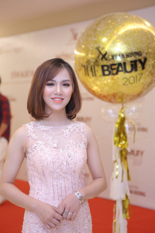 Hoa hậu Doanh nhân Việt Nam Thế giới Xuân Hương, siêu mẫu Thuý Hằng làm giám khảo cuộc thi sắc đẹp The Beauty 2017