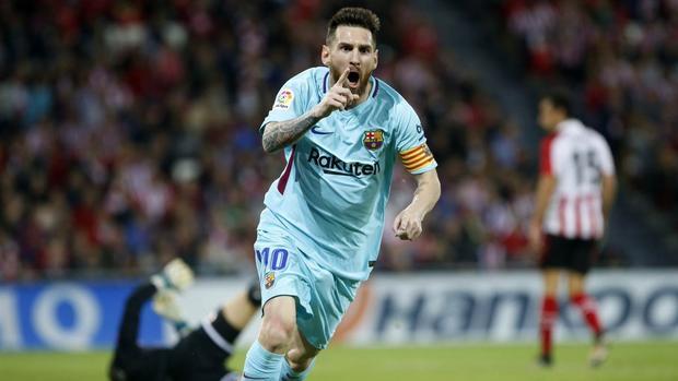 Messi được ví như hải đăng của Barcelona