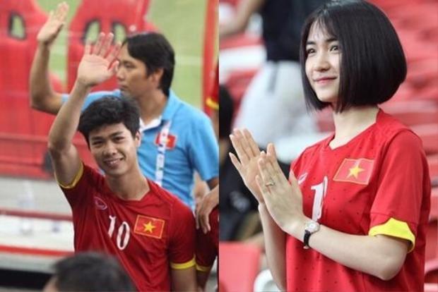 Công Phượng chia tay Hòa Minzy vì lời hứa với mẹ