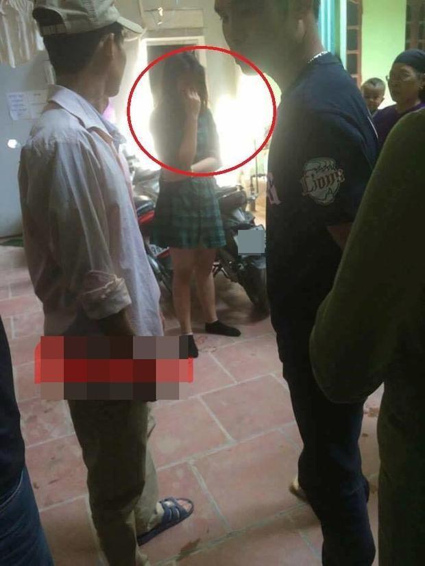 Người bạn gái được xác định đến gặp L. để nói lời chia tay.