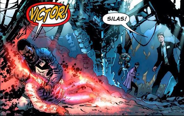 Lai lịch của Cyborg  Siêu anh hùng nửa người nửa máy trong phim Justice League