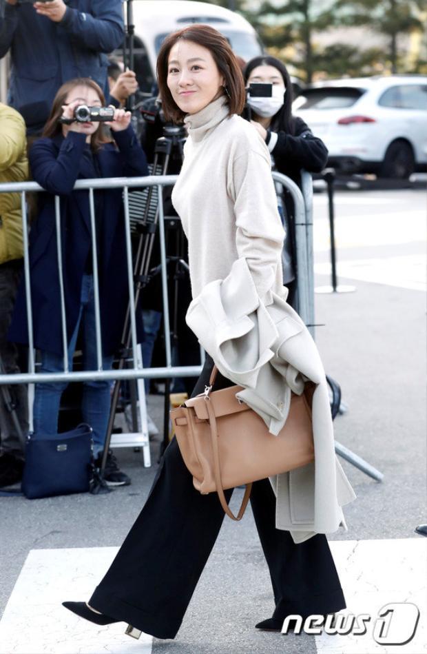 Nữ diễn viên Lee Mi Yeon.