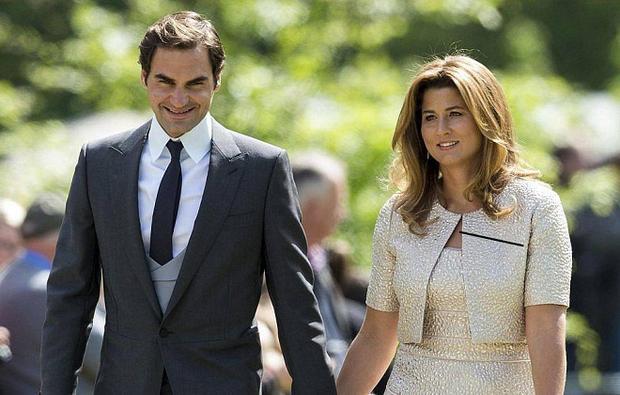 Federer và Mirka thường xuyên cùng nhau xuất hiện tại các sự kiện