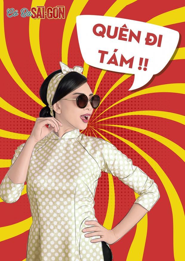 """Kế hoạch quảng bá đầy ấn tượng của """"Cô Ba Sài Gòn""""."""