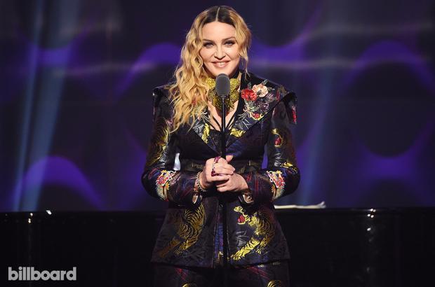 Madonna đã giành danh hiệu này vào năm 2016.