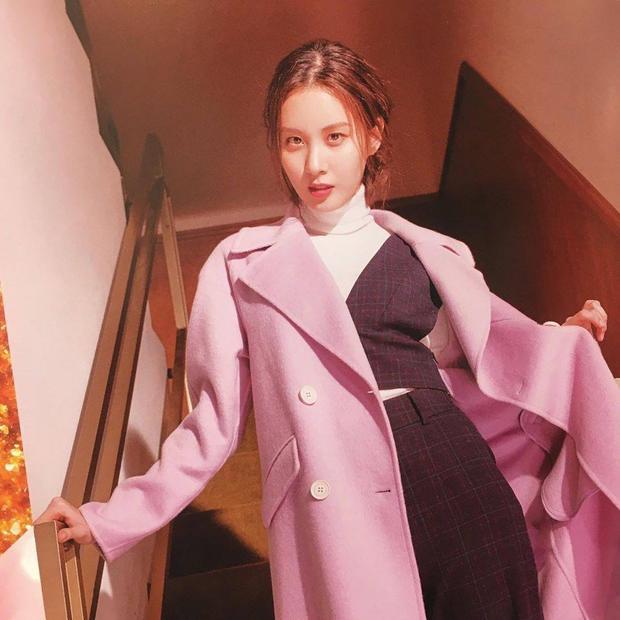 Seohyun sẽ không ký hợp đồng với bất kỳ công ty quản lý nào. Thay vào đó, cô sẽ tự lập phòng làm việc của riêng mình.
