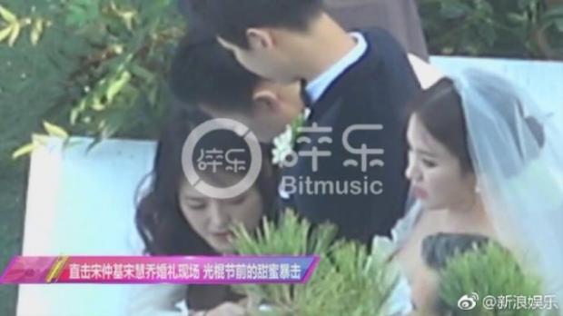 Bitmusic là đơn vị truyền thông đầu tiên có ảnh độc quyền ở những góc cận mặt cô dâu chú rể và livestream sự kiện đám cưới Song - Song trên mạng.