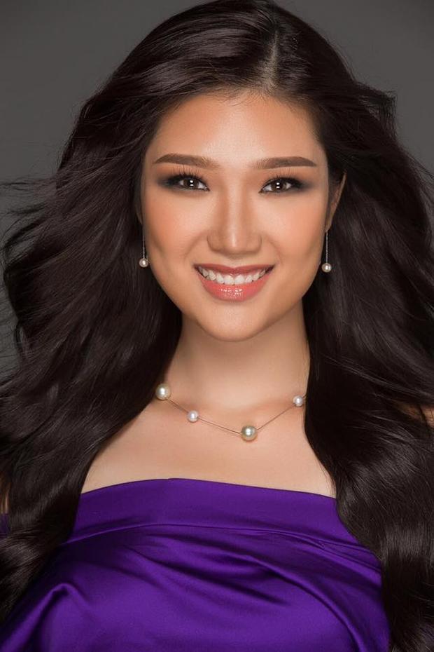 Thí sinh mặc ngược áo trong thử thách Tôi phong cáchở tập 4 Tôi là Hoa hậu Hoàn vũ Việt Nam 2017 Lại Quỳnh Giang cũng góp mặt trong Top 5 với 6% lượt bình chọn.