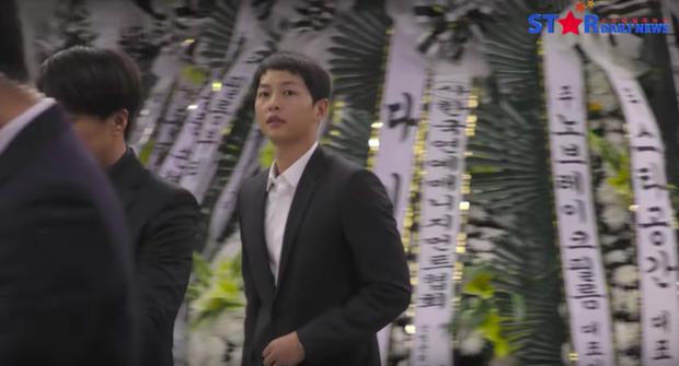 Không phải trăng mật, đây mới là điều đầu tiên tân lang Song Joong Ki làm sau siêu đám cưới