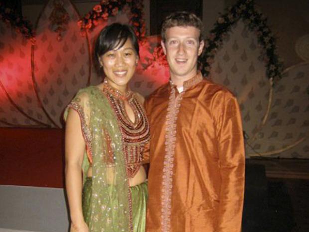 Họ cùng nhau đến nhiều vùng đất trên thế giới. Mỗi năm vào tháng 12, Zuckerberg và Chan lại dành hai tuần ở nước ngoài. Zuckerberg cũng đã tới Trung Quốc để gặp gia đình Chan. Anh thậm chí còn bắt đầu học Tiếng Trung.