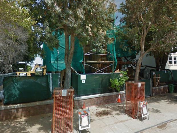 Họ cũng sửa xong một ôi nhà ở San Francisco với chi phí 10 triệu USD.