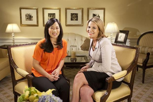 """Khi Zuckerberg mời Chan hẹn hò buổi đầu, anh đã nói với cô rằng mình """"thà hẹn họ với cô còn ngôi ngồi ở nhà làm bài tập giữa kì,"""" Chan """"trần tình"""" trong chương trình Today's của Savannah Guthrie."""