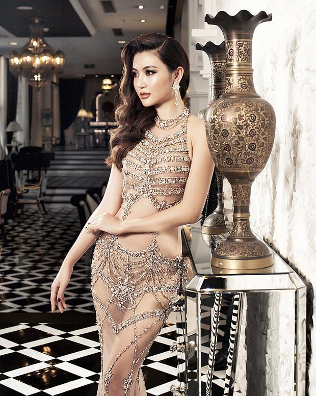 Ngọc Duyên được biết đến từ khi đoạt giải đồng Siêu mẫu Việt Nam 2015. Cô cũng từng vào top 5 cuộc thi Người đẹp Phụ nữ thời đại 2012. Cuối năm 2016, người đẹp gây chú ý khi đăng quang Nữ hoàng sắc đẹp Toàn cầu 2016 tại Seoul, Hàn Quốc.