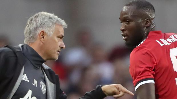 Lukaku chọn Man Utd vì Mourinho.