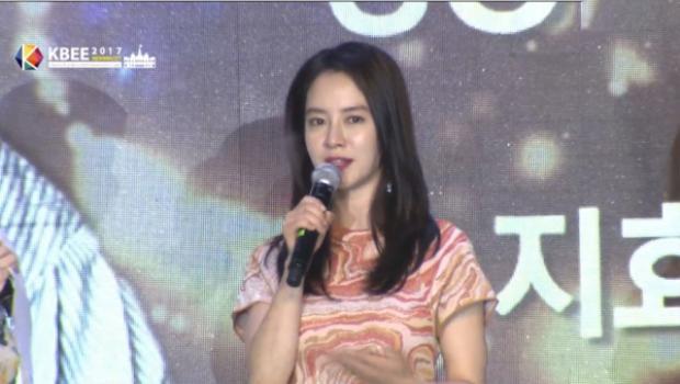 Nữ diễn viên chia sẻ rất thích được đóng phim tại Việt Nam, tuy nhiên cô chưa có cơ hội gặp gỡ đạo diễn Việt. Vì vậy, nếu như có bất kỳ lời mời nào, Ji Hyo sẽ rất sẵn lòng tham gia.