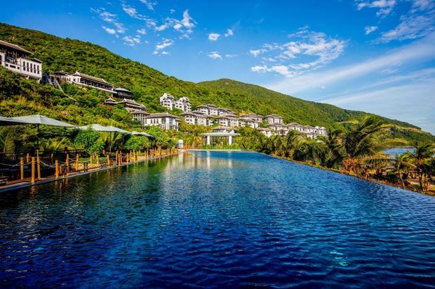 Khu nghỉ dưỡng này từng được Condé Nast Traveler bình chọn là 1 trong 10 khu nghỉ dưỡng tốt nhất châu Á