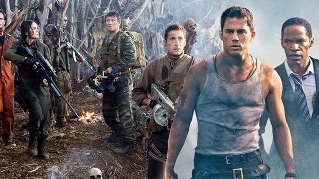 Chuỗi phim hành động kịch tính về những anh hùng bất bại