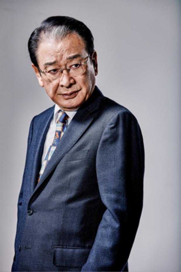 Nam diễn viên Lee Soon Jae