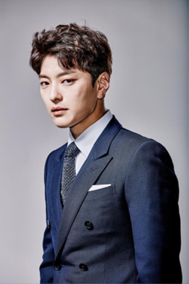Nam diễn viên Jang Seung Jo