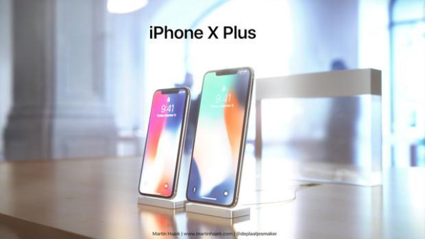 Hình dung một cách đơn giản nó là một phiên bản phóng to từ thiết kế thực tế của Apple.