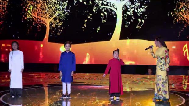 Hương Tràm  Soobin Hoàng Sơn  Vũ Cát Tường cùng học trò kết hợp tuyệt vời ở liveshow 5 The Voice Kids