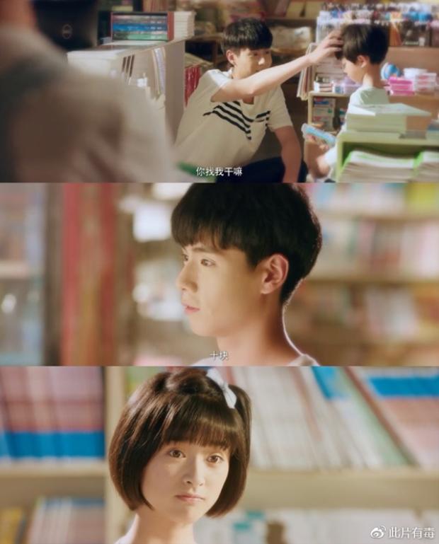 Giây phút Tiểu Hy đem lòng yêu thương Giang Thần