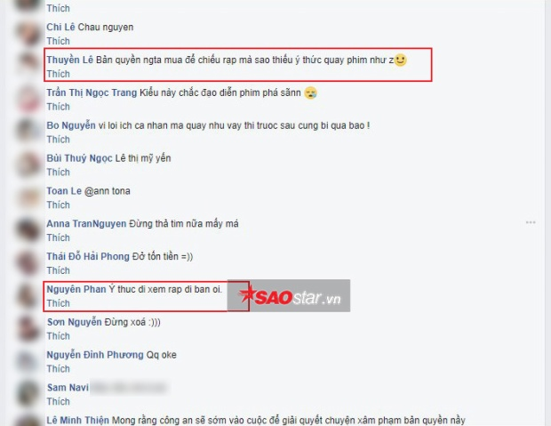 Ngô Thanh Vân đau đớn bình luận kẻ quay livestream lén phim Cô Ba Sài Gòn: Em làm vậy là đang giết phim Việt đó