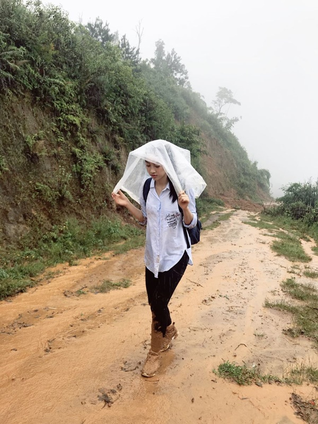 Tuy nhiên, Hoa hậu Việt Nam 2016 đã kịp hoàn thành dự án, vào chính ngày sinh nhật lần thứ 21 của mình.